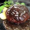 アニバーサリー - 料理写真:イベリコ豚と黒毛和牛のハンバーグ