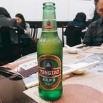 Wong Chi Kei Congee & Noodle - 麦酒は小壜に限る!