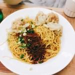 Wong Chi Kei Congee & Noodle - 雲呑蝦子撈麺
