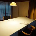 Restaurant Satoshi.F - 再訪は、夏の夜に。