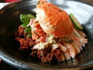 魚屋の喰い処まつ田 - 「まっ田セイコ丼」