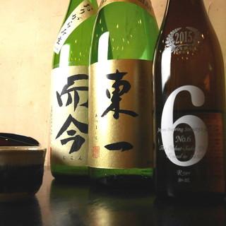 研究し尽くされた究極の日本酒