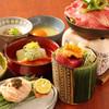 はな柳 - 料理写真:厳選した旬の食材をふんだんに盛り込んだコース。