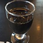 五味八珍 - アイスコーヒー