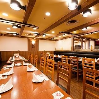 【駅近】横浜駅直結徒歩3分!食事のみのご利用やお子様も大歓迎