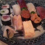 たつ福 - 料理写真:上寿司