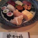 6049362 - 上寿司 箸付き