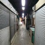 まんぼ亭 - 赤坂市場通路