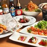 オーシャンブリッジ - 料理写真:宴会コース