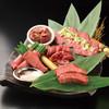 肉匠 くら乃 - 料理写真:タン盛り合わせ