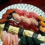 新太郎寿司 - おまかせ3人前の「にぎり」です。