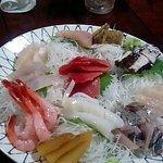 新太郎寿司 - おまかせ3人前のお造りです。