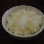 陳餐閣 - ライス