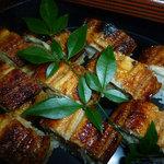 日本料理 鰻割烹  新川 - 鰻寿司