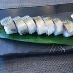 お食事茶屋 膳 - トロ鯖寿司