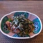 お食事茶屋 膳 - トロ鯖漬け