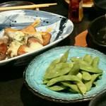 木村屋本店 - ポテト とか 餃子 とか 枝豆