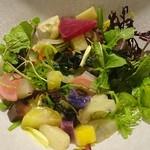 オルト - 菜園のお野菜たち♥️