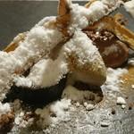 オルト - 牛蒡とチョコレートを使ったデザート