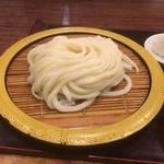 讃岐の味 塩がま屋 - ざるうどん(*゚∀゚*)290円
