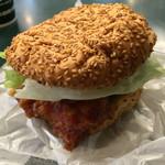 LUCKY PIERROT - ラッキーピエロ ベイエリア本店(北海道函館市末広町)チャイニーズチキンバーガー