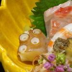 日本料理 喜多丘 - おまかせ 生蛸