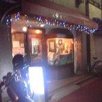 ファヴォリート - 外から見たお店夜
