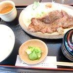 6051955 - ステーキ定食