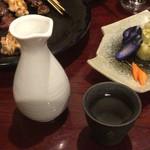 居酒屋 金楽や - 日本酒も、漬物盛り合わせも