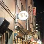 PIZZA BORSA - 看板
