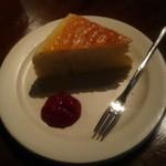 60514223 - ジカセイチーズケーキ