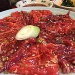 美福苑 - 焼肉ランチ1.5倍のお肉〜♪