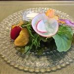 木伊 - 彩り鮮やかなサラダ