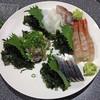 串焼き 季節料理 旬 - 料理写真:お刺身盛り合わせ
