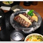 KISSHO KICHIJOJI - 和牛ステーキ御膳