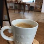 bakery&coffee sora no kujira - ドリンク写真: