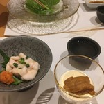 海乃四季 - タチポン、ウニムース
