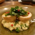 パーラーイワシ - ☆燻製卵ポテトサラダ(#^.^#)☆