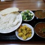 ナマステネパール - ダルバート¥790