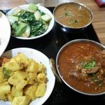 ナマステネパール - ダルバートアップ