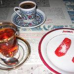 Ankara - カバックタトルス&トルココーヒー&チャイ