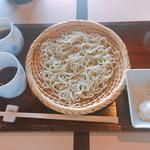 60521179 - おろし蕎麦(辛味大根)900円