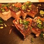 季節の創作和食 季んぐ - 鯖寿司