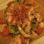 季節の創作和食 季んぐ - しゃぶ豚サラダ