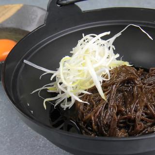 【ついに関西上陸!】沖縄県小浜島産塩蔵手作り『天然もずく』