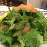 60527575 - 香菜サラダ820円
