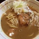 味噌ラーメン専門店 麺と人 -