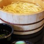 丸亀製麺 - 釜揚げうどん大
