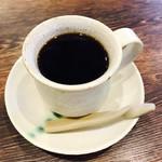 六古窯 - 日替わりコーヒーのマンデリン