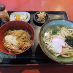 うどんの中田 - 料理写真: